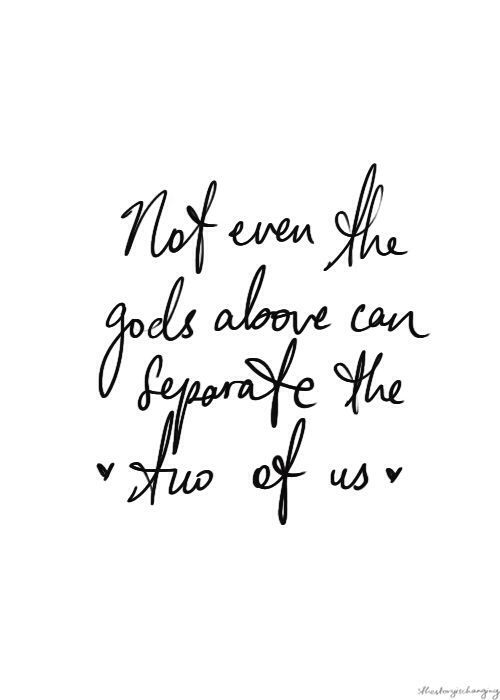 Love You & I >>> I just didn't get how they said 'gods above' when there's only one God above...but I still love the song so...