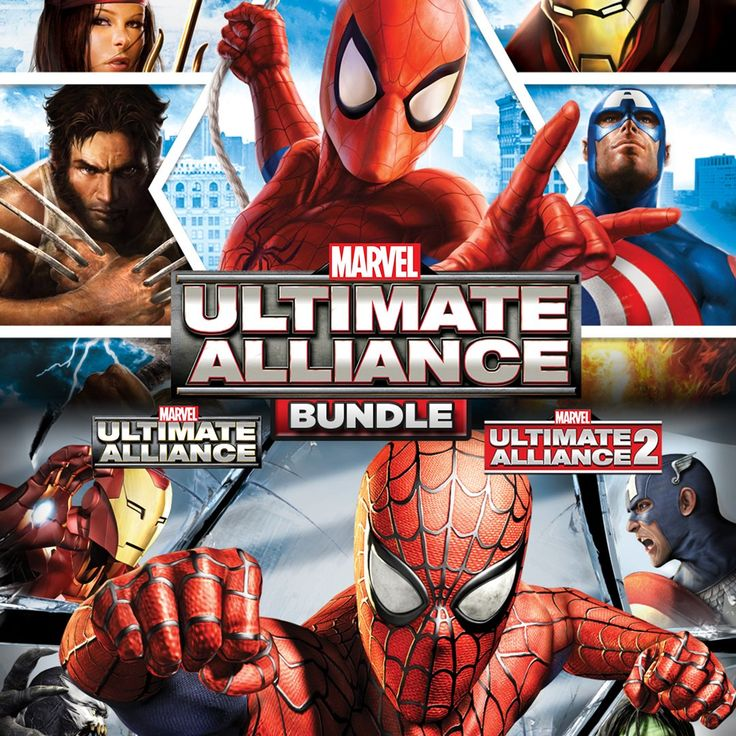 Marvel Ultimate Alliance 1 & 2 Coming To Consoles & PC This July