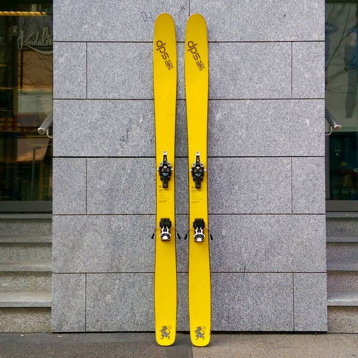 Will we ever get tired of mounting these skis? No! The same as we never get tired skiing them. #dpsskis #vipec