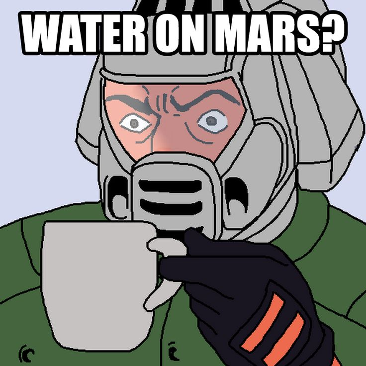 Well duh... How else does Doomguy make his morning cuppa before killing hordes of demons?