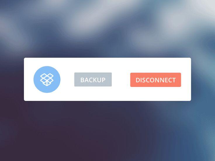 Backup Animation