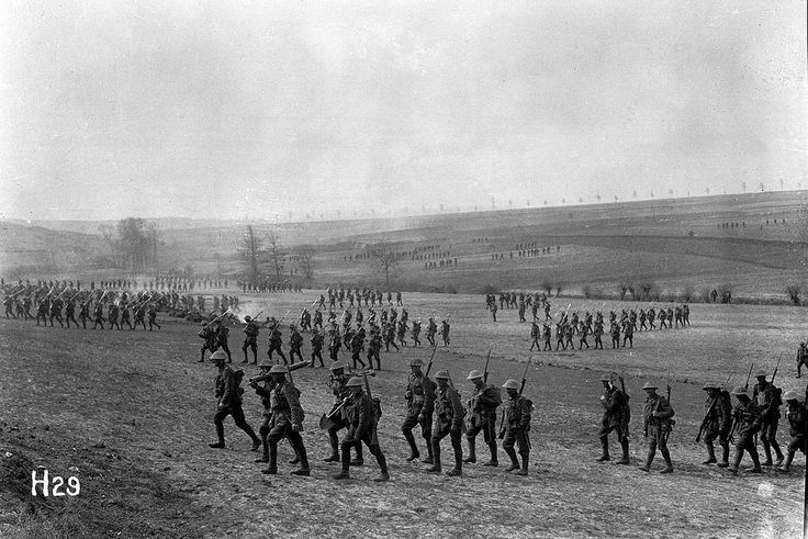 Geographer's 'foot' notes on WWI Battle of Messines