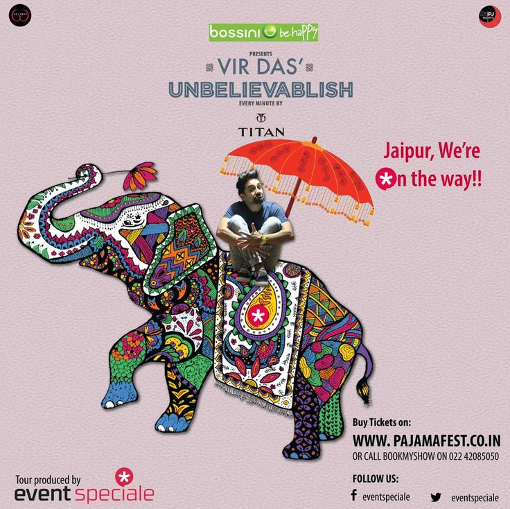 #UnbelievableTour #IntensityDefined #EventSpeciale #Jaipur #NextStop #YouCan #JoinUs