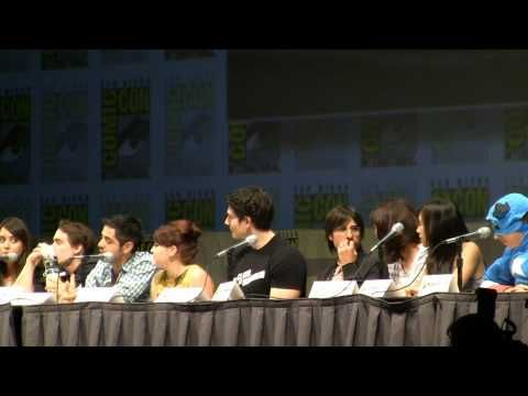 Scott Pilgrim Comic Con Panel 2010 Part.3