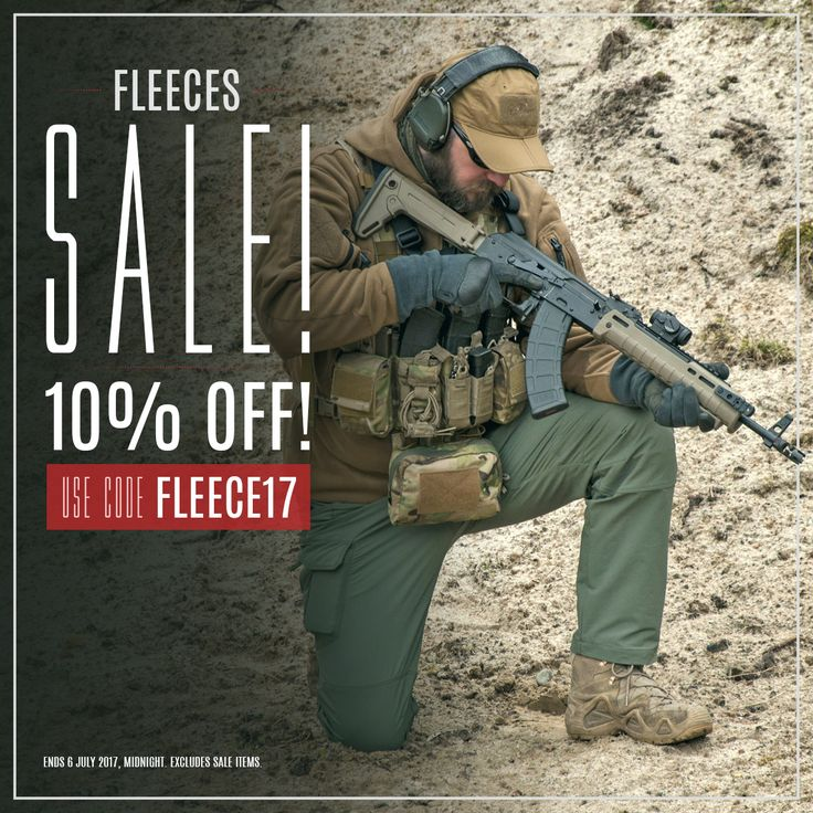 Military 1st Fleeces Sale starts today! 10% off all fleeces and polar jackets with #Discount Code FLEECE17. Visit our website now - offer ends 6 July 2017, midnight. Excludes sale items. Free UK delivery and returns! Free shipping to the United States and Ireland. Competitive overseas shipping rates.