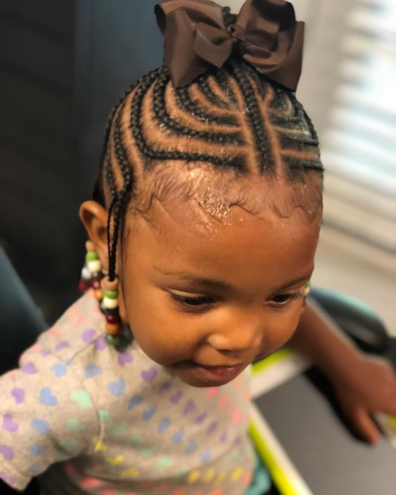 2019 Pretty Braids for Cute Little Youngsters
