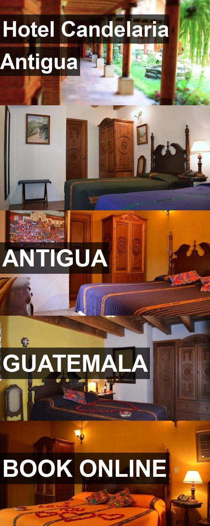 Hotel Candelaria Antigua in Antigua, Guatemala. For more information, photos, reviews and best prices please follow the link. #Guatemala #Antigua #travel #vacation #hotel