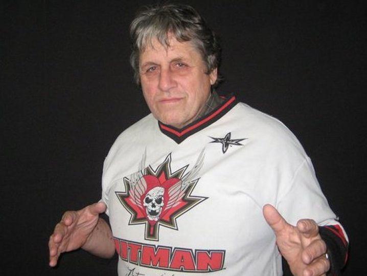 Pro Wrestler Bret Hart's Older Brother Smith Hart Dead at 68