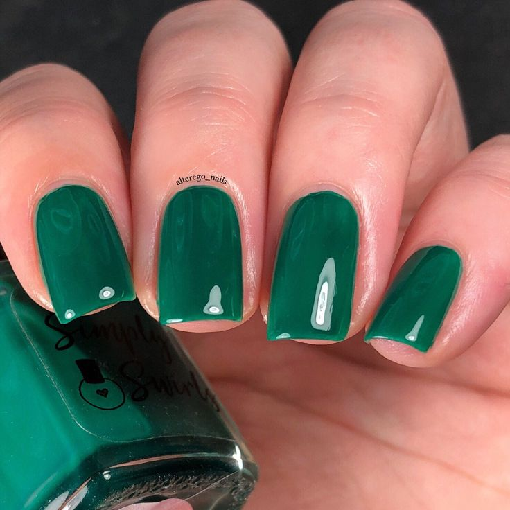 Beleaf In Yourself- Desert Collection- Succulent Themed- Green Nail Polish- Cact…