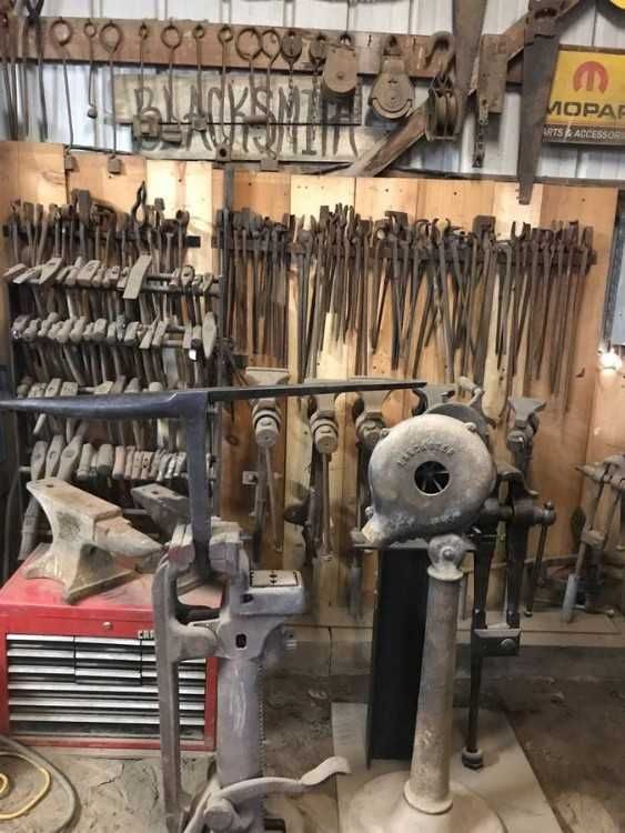 Machinist Tools For Sale >> I Have An Over Abundance Of Blacksmith And Metal Working And