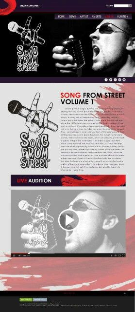 Sony Music Entertainment Indonesia (Audition Section)