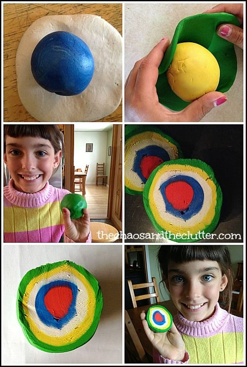 This 3D model of the layers of the Earth is a great hands-on science activity for kids.