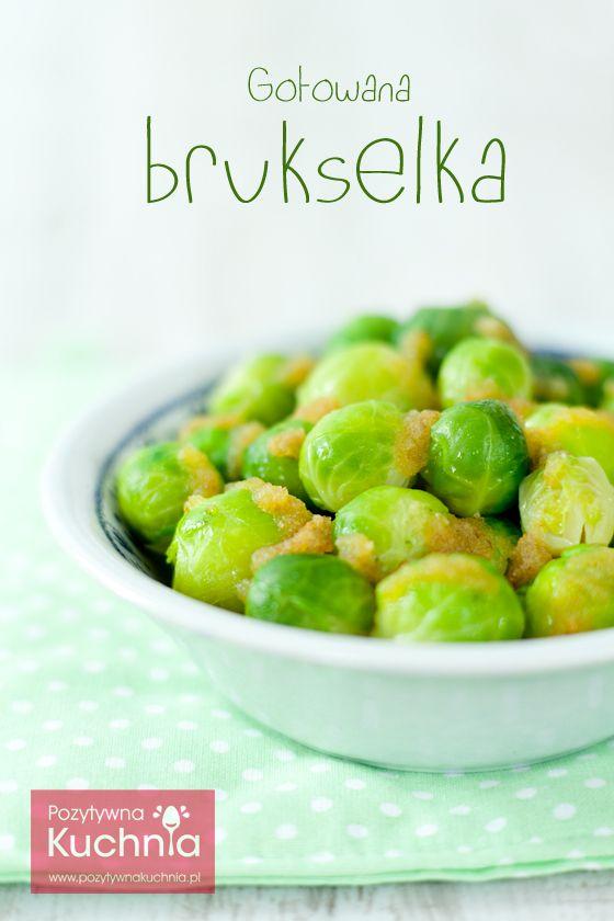 Dodatek do #obiad.u czyli gotowana #brukselka z bułką tartą z masłem.  http://pozytywnakuchnia.pl/gotowana-brukselka/  #przepis #kuchnia