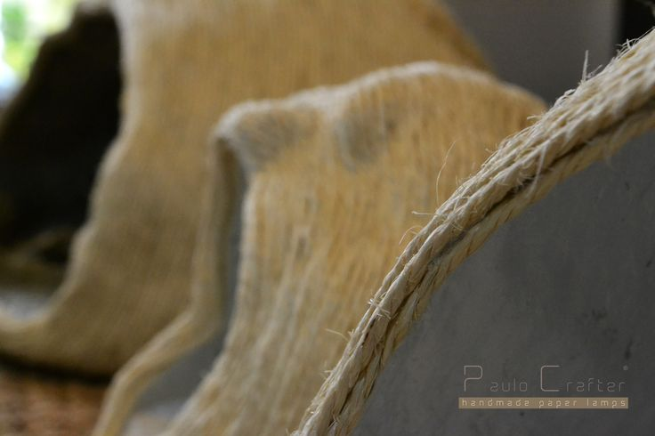SISal groove. Handmade by Paulo Crafter