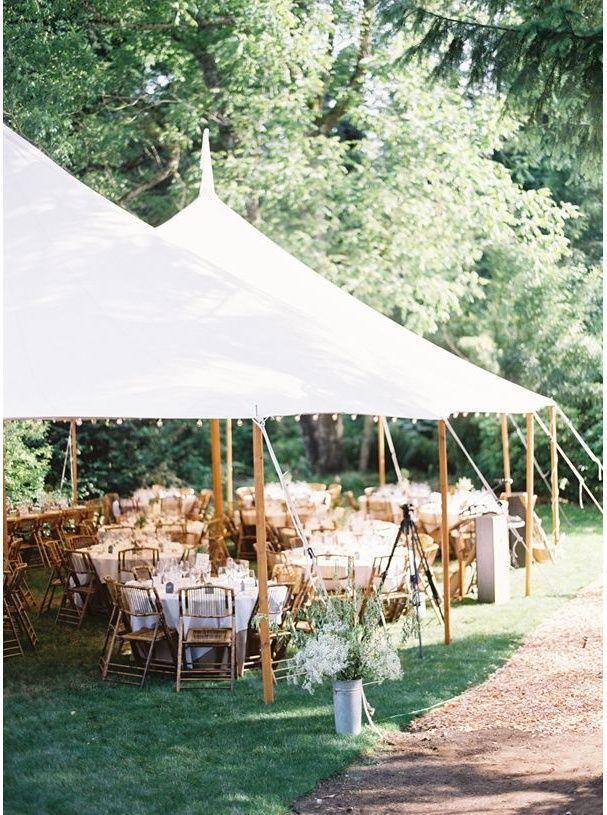 Orner un haut vent avec des guirlandes lumineuses jardin mariage pinterest déco