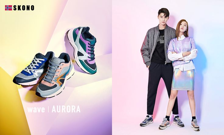 Scandinavian fashion sneakers(shoes) brand Skono wave orora couple sneakers. heel height : 5cm World licensee : SKONOKOREA Contact for sales(online, offline) : help@skonokorea.com