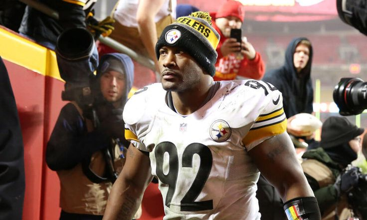 Steelers LB James Harrison once again displaying feats of strength = The workout exploits of Pittsburgh Steelers linebacker James Harrison are well known by now, with the 14-year NFL veteran posting impressive videos of his lifts to his Instagram account on a regular basis. Tuesday was.....