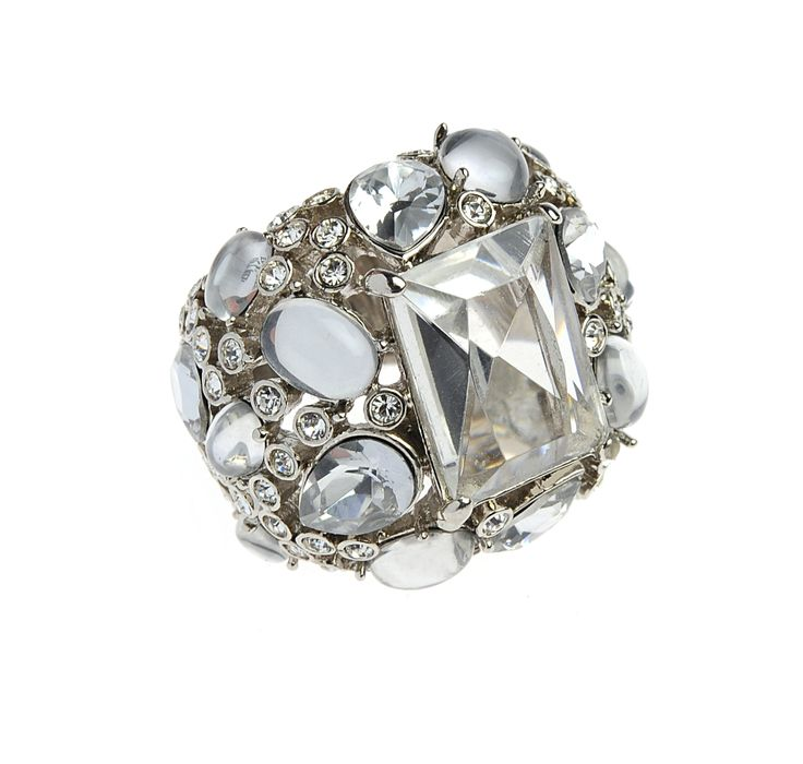 SICILY White ring