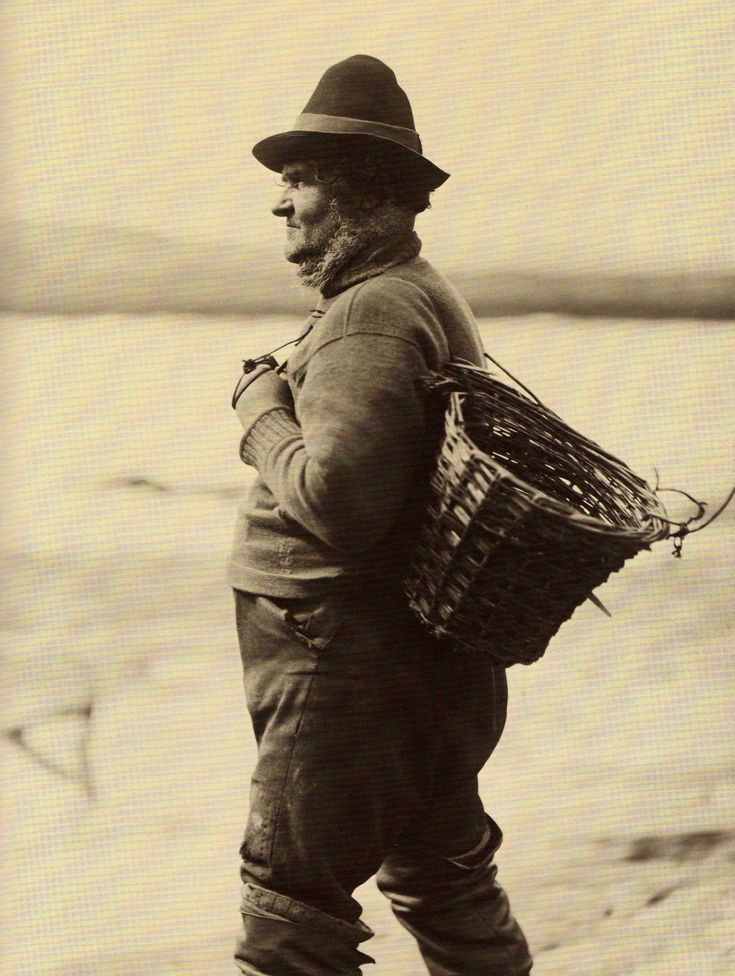 ''Cud'' Colley - A Whitby Fisherman - North Yorkshire ...