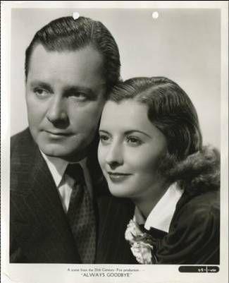 Herbert Marshall & Barbara Stanwyck