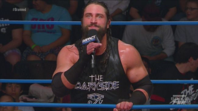The Domestic Battery Charges Against Impact Wrestling's Bram Have Been Dropped