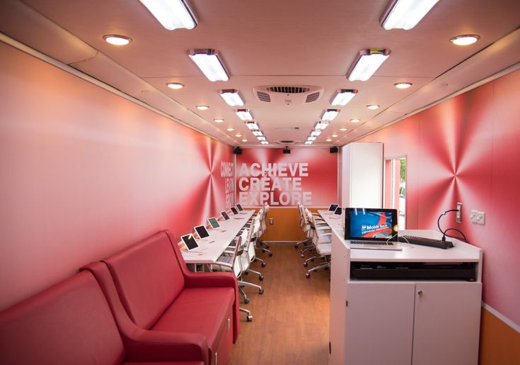Check Out the Award-Winning Redesign of DC's Mobile Tech Lab