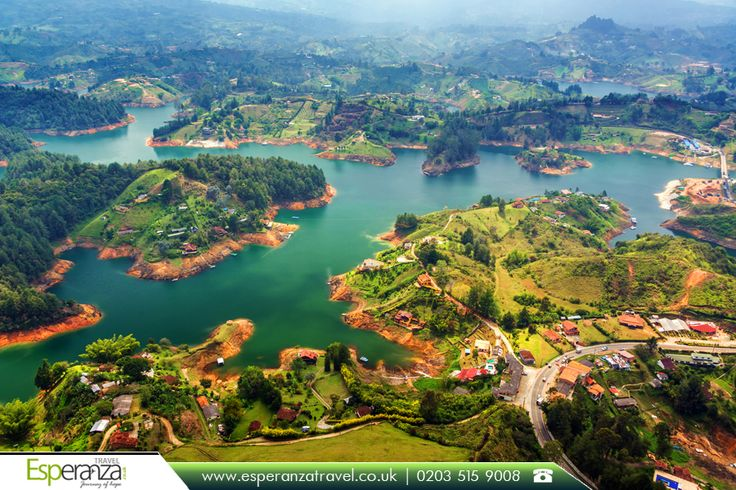 Guatapé, Colombia       Guatapé is a town and municipality in Antioquia Department, Colombia. It is a part of the subregion of Eastern Antioquia.       Book now: http://www.esperanzatravel.co.uk/cheap-flights-to-colombia.php?utm_source=pinterest&utm_campaign=Guatape-colombia&utm_medium=social&utm_term=colombia       #SouthAmerica #Colombia #GuatapeLake #FlightstoColombia #VisitColombia #EsperanzaTravel #JourneyofHope