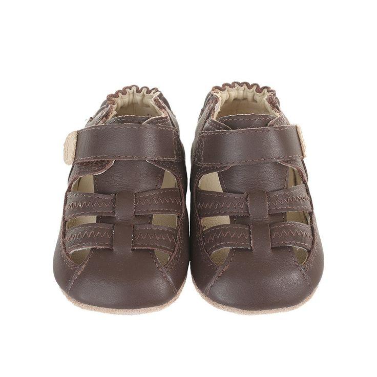 Robeez Colorblock Sandal Mini Shoez
