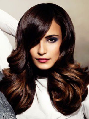 collection  attraction fatale dessange automne-hiver 2013-2014: Dessang Paris, Capellilunghi Longhair, Couleur Dessang, Long Hair, Braids Style, Hairstyles 2014, Hair Style, Beautiful Hairdos, Women Hairstyles