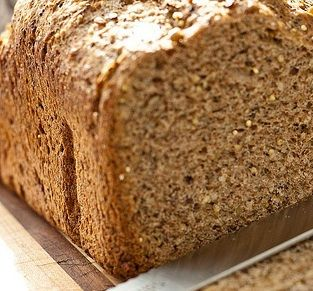 Pão Integral de Sementes - Máquina de Pão