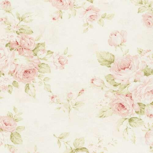 Pink shabby Chic fabric