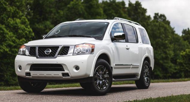 2019 Nissan Armada Reviews
