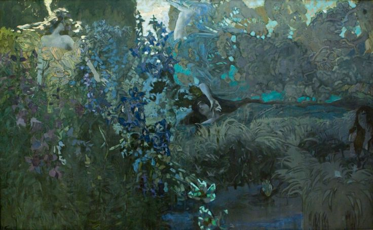 Morning - Mikhail Vrubel