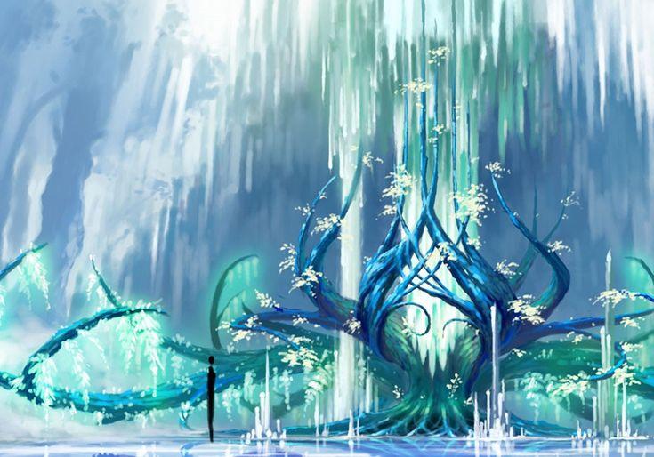 Game Setting Concept: Environmental Concept