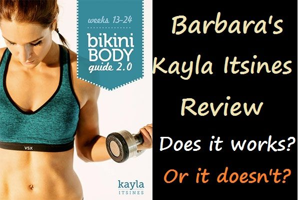 Kayla Itsines Review - Read This Before Purchasing It