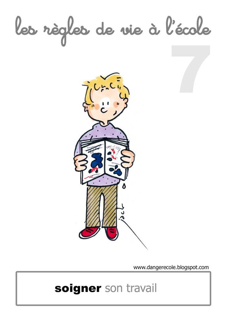 danger école: affichages utiles en vrac