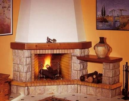 30 best Chimeneas images on Pinterest Fire places, Salamanders and