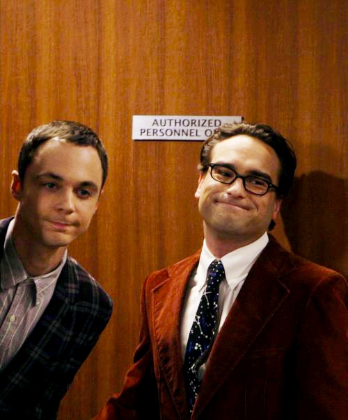 Sheldon & Leonard.....