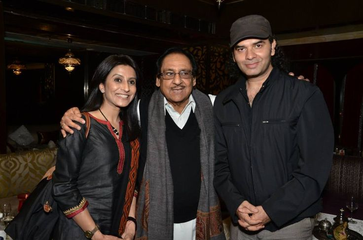 Ghulam Ali with Mohit Chauhan