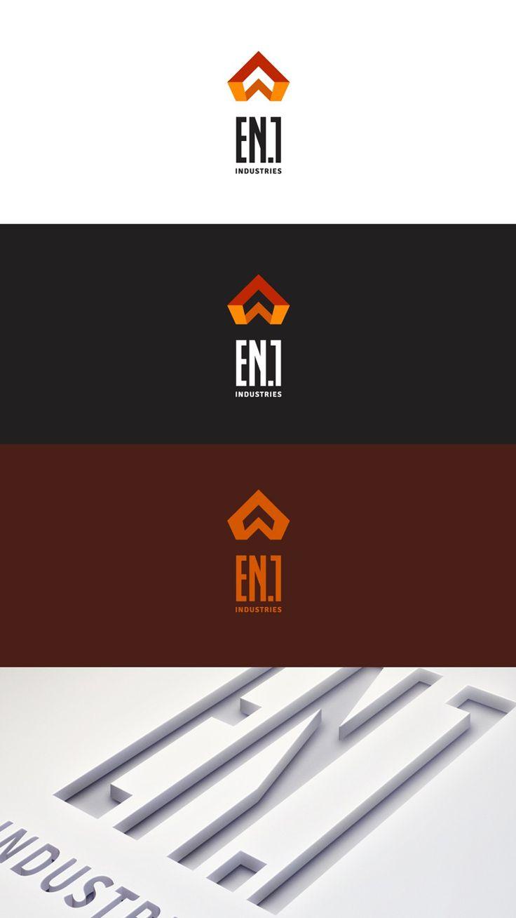 EN.1 Industries logos
