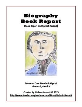 Biographies: Beyond Book Reports