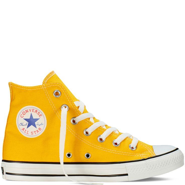 Chuck Taylor All Star Fresh Colors Lemon Chrome lemon chrome