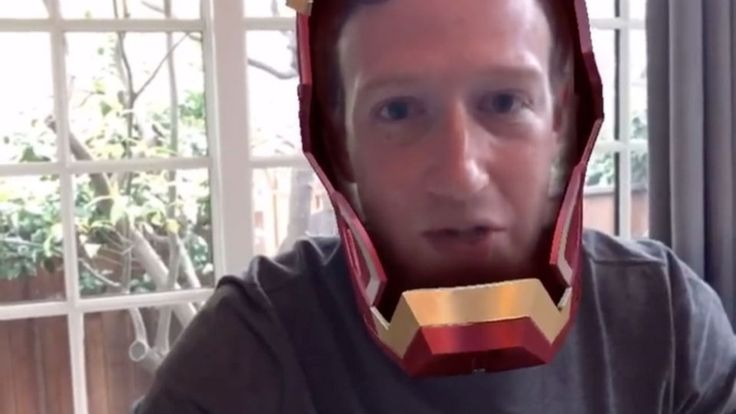 Pretty cool, Zuck. Now do a face swap!