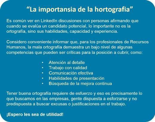(4) ¡Te damos la bienvenida! | LinkedIn