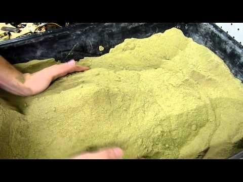 Homemade Greensand for Sand Casting - YouTube