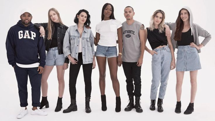 Gap Debuts '90s-Inspired Ads Starring the Children of Its Former Campaign Stars. Lizzy Jagger, Rumer Willis, Coco Gordon and more star in Gap ads (and a nostalgic new video) decades after their parents did the same.