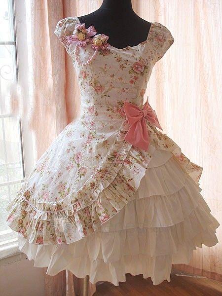 waw!!     Dress $79.99 - Lolita Clothing - Lolita Dress - Trustedeal.com