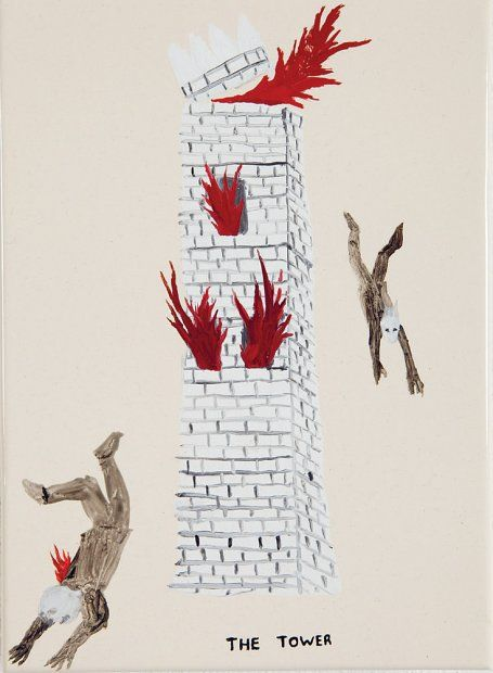 The tower / Richard Lewer