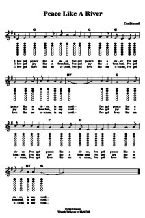 Whistle and Squeak - great site for Tin Whistle Music - simple and up. Hymns, Christmas Carols, Folk and more.