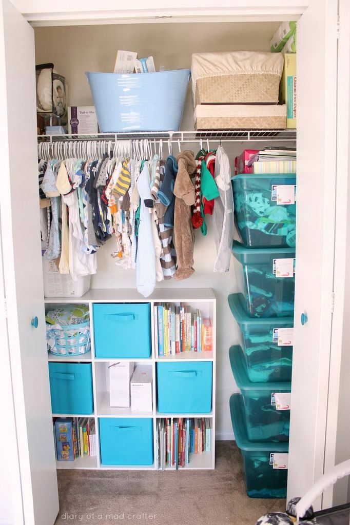 Organization Closet Ideas 25+ best nursery closet organization ideas on pinterest | baby
